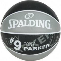 SPALDING Ballon de basket-ball NBA Player Tony Parker