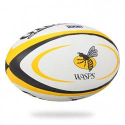 GILBERT Ballon de rugby Replica Wasps T5