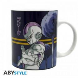 Mug Dragon ball - 320 ml - DBZ / Freezer VS Goku - porcelaine