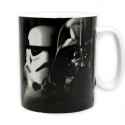 Mug Star Wars - Mug - 460 ml - Vador  / Troopers