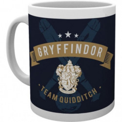 Mug Harry Potter : Team Quidditch