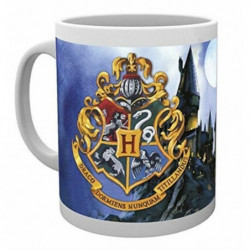 Mug Harry Potter : Pudlard