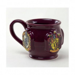Mug 3D Harry Potter : Crests