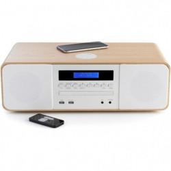 Thomson MIC201IBT Micro Chaine HiFi - Bluetooth - Radio - CD