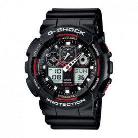 CASIO Montre Quartz G-shock GA-100-1A4ER Homme