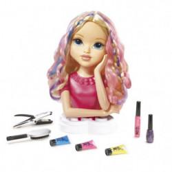 MOXIE GIRLZ Tete a coiffer et a colorer - Avery