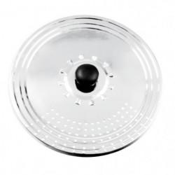 EQUINOX Couvercle passoire 22-24-26 cm gris