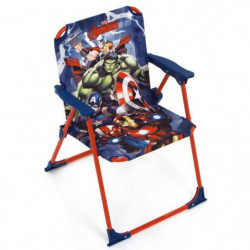MARVEL Chaise Pliable Avengers Pour Enfant - Montée38x32x53 cm