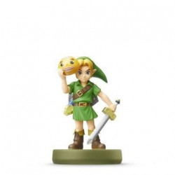 Figurine Amiibo Link Majora's Mask - The Legend Of Zelda