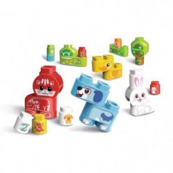 VTECH - Bla Bla Blocks - Mes animaux domestiques