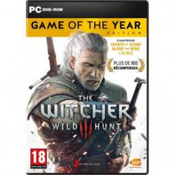 The Witcher 3 : Wild Hunt Goty Edition Jeu PC
