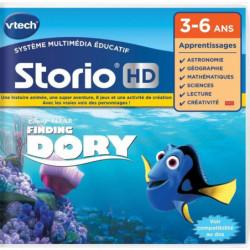VTECH - Jeu HD Storio - Le Monde de Dory