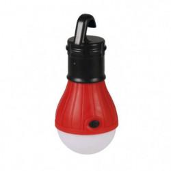 EXPERT LINE Lampe de camping 3 LED rouge
