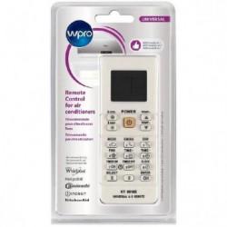 Wpro ARC201 - Télécommande universelle pour climatiseurs fixes