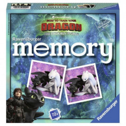 RAVENSBURGER Grand memory Dragons 3