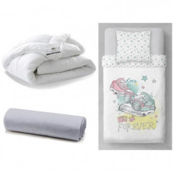 TODAY Pack Enfant complet FOREVER 140x200cm - Couette + Parure