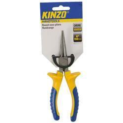 KINZO Pince a bec rond - 150 mm