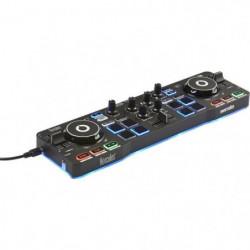 HERCULES STARLIGHT - Contrôleur DJ USB - 4 pads x 4 modes