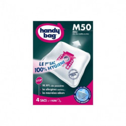 HANDY BAG M50 Sacs Aspirateur Micropor Plus