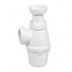 """WIRQUIN Siphon de lavabo réglable SP3158 NF 1""""? D32 mm"""