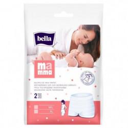 BELLA 2 Slips de Maternité Taille Medium