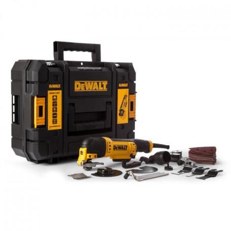 DEWALT Outil multifonction DWE315KT 300 W