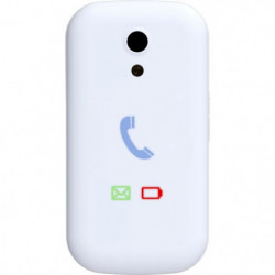 SWISSVOICE S28 - Téléphone mobile débloqué 2G a clapet