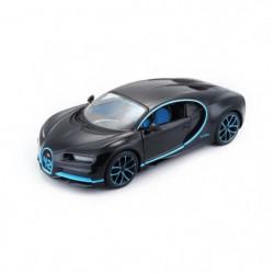 MAISTO Voiture Bugatti Chiron Edition Spéciale 0-400-0 km/h