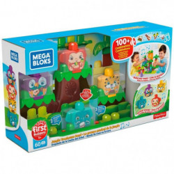 MEGA BLOCKS - La Jungle Musicale - 1 an et +