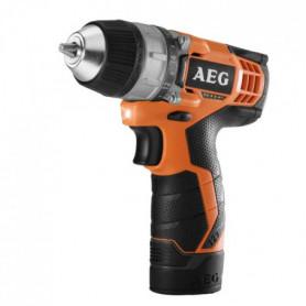 AEG Perceuse-visseuse BS12C-152B - 12 V - 18 Nm