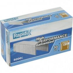 RAPID 5000 agrafe n°12 Rapid Agraf 10mm