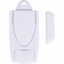 SMARTWARES Mini-alarme pour porte/fenetre avec clé-goupille