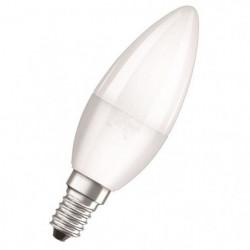 NEOLUX Ampoule LED E14 flamme dépolie 5,3 W