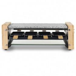 H.KoeNIG WOD12 - Raclette et pierre a cuire 8 pers
