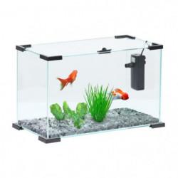 ZOLUX Aquarium Nanolife First avec filtre - 18,5 L - 40 x 20 x 25cm
