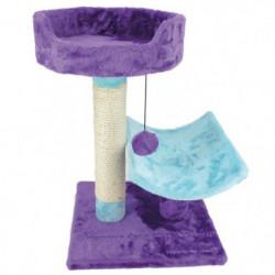 VITAKRAFT Arbre a chat Duplex avec plateau sur deux niveaux
