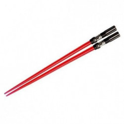 Baguettes Star Wars - Le sabre rouge de Darth Vader