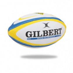 GILBERT Ballon de rugby Replique Clermont-Ferrand Mini