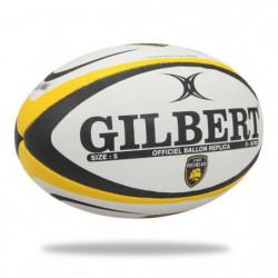 GILBERT Ballon de rugby Replique Club La Rochelle - Taille 5