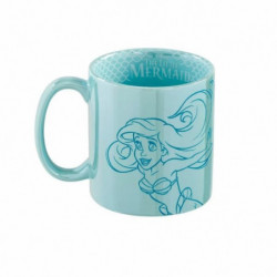 Mug Funko Disney : La petite Sirene - Real-life Mermaid
