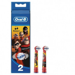 Oral-B Stages Brossettes avec personnages Incredibles x2