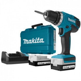 MAKITA Perceuse-visseuse sans fil DF347DWE - 14,4V