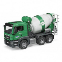 BRUDER 3710 Camion toupie a béton Man TGS