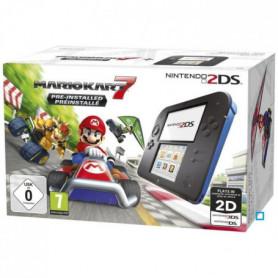 2DS Bleue + Mario Kart 7 Préinstallé