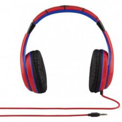 SPIDERMAN casque audio enfant Kidsafe Premium