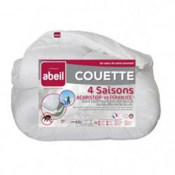 ABEIL Couette 4 Saisons ANTI-ACARIENS 200x200cm