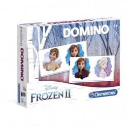 CLEMENTONI Domino - L a Reine des Neiges 2 - Jeu éducatif