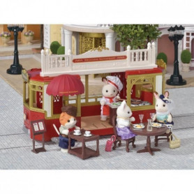 SYLVANIAN FAMILIES 6007 - Le Tramway
