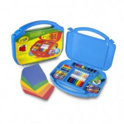 Crayola - Atelier portable tout-en-un