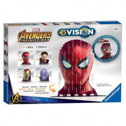 AVENGERS 4S VISION Avengers Infinity War Iron Man & Co